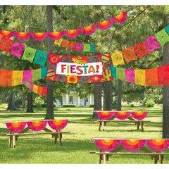 Fiesta Giant Indoor/Outdoor Decorating Kit