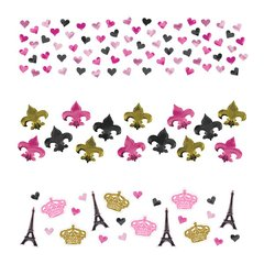 Day in Paris Value Pack Confetti
