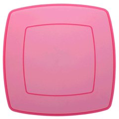 Serving Tray - Bright Pink