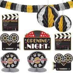 Hollywood Decorating Kit 10pc