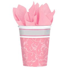 Blessings Pink Cups, 9 oz.