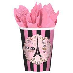 Day in Paris Cups, 9 oz.
