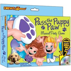 Drew's Famous Pass/Puppy Paw Game