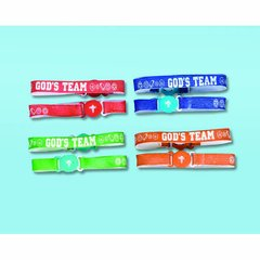 """God's Team"" Friendship Bracelet"