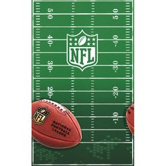 NFL Drive Plastic Table Cover