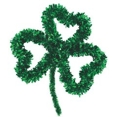Open Shamrock Hanging Decoration