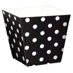 Day in Paris Mini Cube Treat Cups
