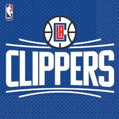 LA Clippers Luncheon Napkins