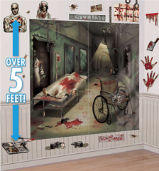 Asylum Scene Setters® Mega Value Wall Decorating Kit