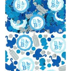 Baby Boy Confetti