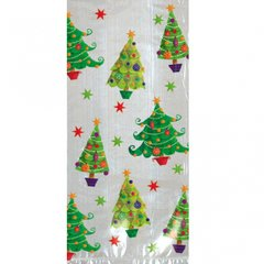 Tree Large Cello Party Bags