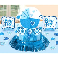 Baby Boy Value Table Decorating Kit