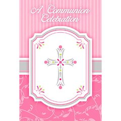 Blessing Invite - Pink