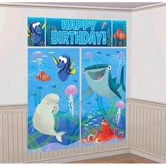©Disney/Pixar Finding Dory Scene Setter Wall Decorating Kit
