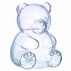 Bear-Shaped Plastic Container