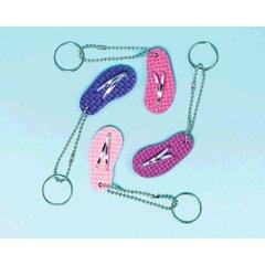 Flip Flop Keychains