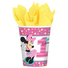 ©Disney Minnie's Fun To Be One Cups, 9 oz.