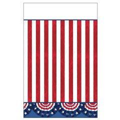 American Pride Paper Table Covers