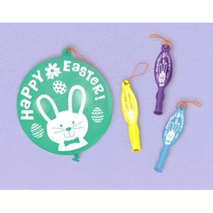 Easter Punch Balloons