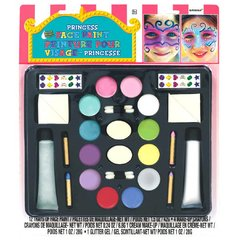 Princess Face and Body Paint Kit Deluxe