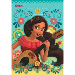 ©Disney Elena of Avalor Folded Loot Bags