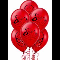 Spider-Man™ Printed Latex Balloons