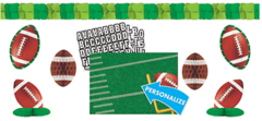 Football Customization Decorating Kit