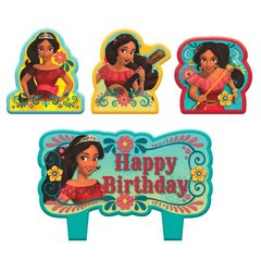 ©Disney Elena of Avalor Birthday Candle Set