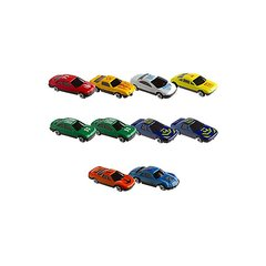 Die Cast Race Cars
