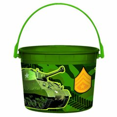 Camouflage Favor Container