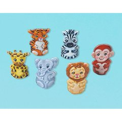Puffy Finger Puppets