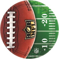 NFL Drive Round Plates 101/2in