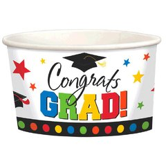 Grad Treat Cups