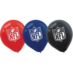 NFL Drive Printed Latex Balloons