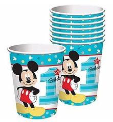 ©Disney Mickey's Fun To Be One Cups, 9 oz.