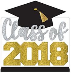 """""""2018"""" Class Sign"""