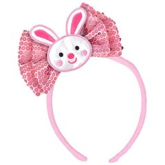 Easter Bunny Bow Headband