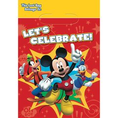 ©Disney Mickey Mouse Loot Bags