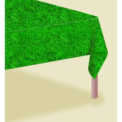 All-Over Print Grass Table Cover