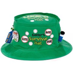Golfer Survival Hat