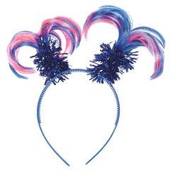 Rainbow Ponytail Headband