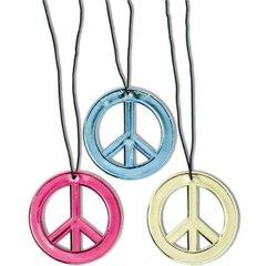 Neon Doodle Necklaces