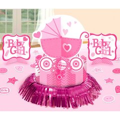 Baby Girl Table Decorationg Kit