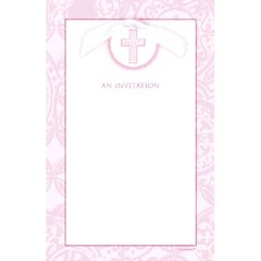 Blessed Girl Imprintable w/Add-On Ribbon