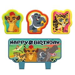 ©Disney The Lion Guard Birthday Candle Set