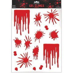 Asylum Blood Splats & Drip Gel Clings