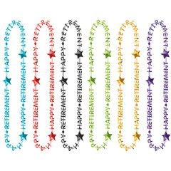 Officially Retired Retirement Necklaces, 6 ct.