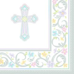 Blessed Day Luncheon Napkins