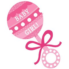 Baby Girl Generic Cutout