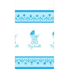 Celebrate Baby Boy Plastic Table Cover